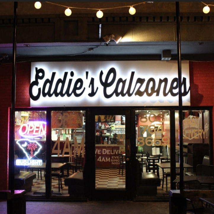 Eddies Calzones Columbia